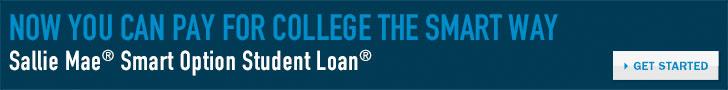 Sallie Mae's Smart Options Student Loans